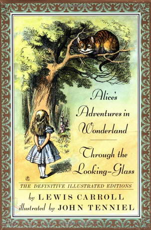 """Tenniel's Alice, the colorized version"""