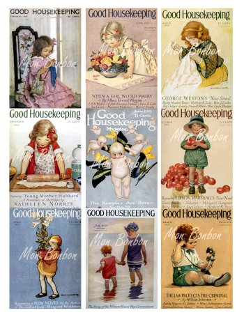 Good Housekeeping: Covering the Domestic Arts