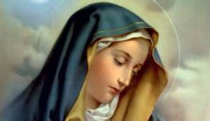 The Solemnity of Mary, the Mother of God.