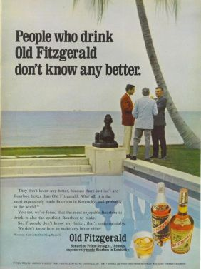 people who drink old fitzgerald