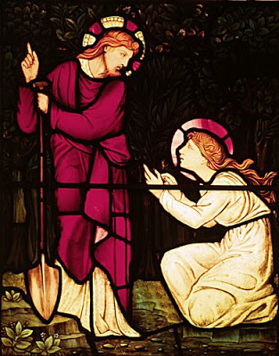Mary Magdalene and the Gardener