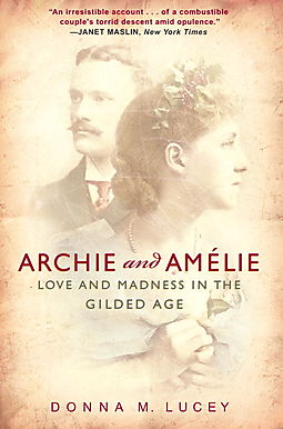 archie and amelie book cover