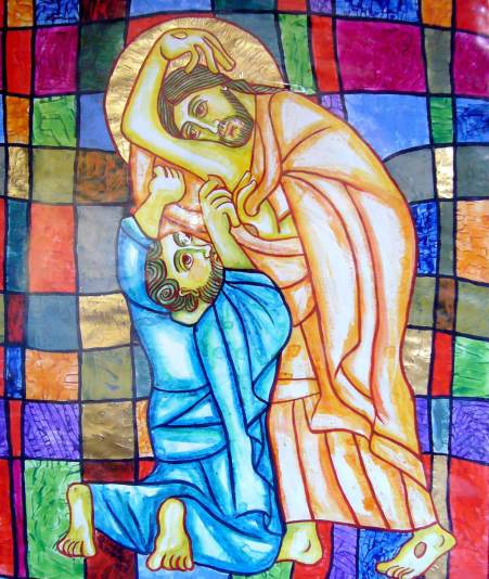 doubting-Thomas-Jesus-window